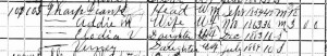 Tharp Frank 1900 census