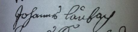 Laubach signature
