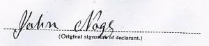 Nagy, John signature