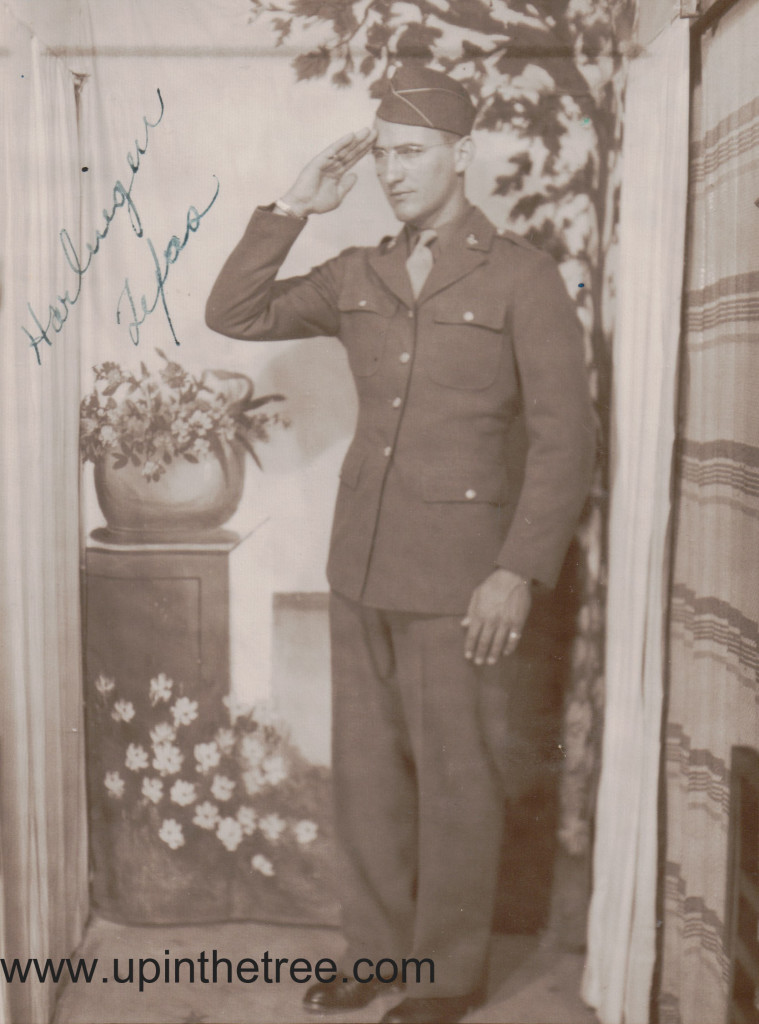 Mitchell, Kenny in uniform