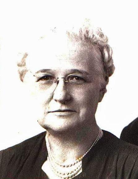 Opal Strickler 1891-1970