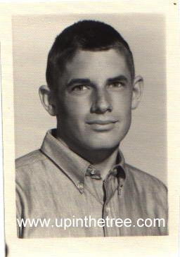 My Dad in High School