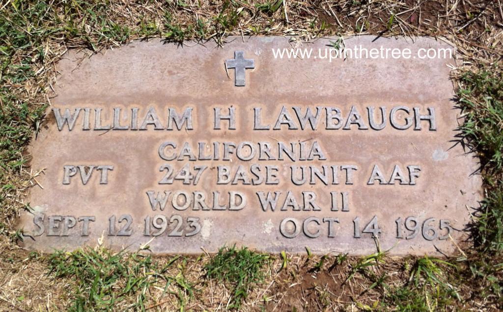 Lawbaugh william gravestone