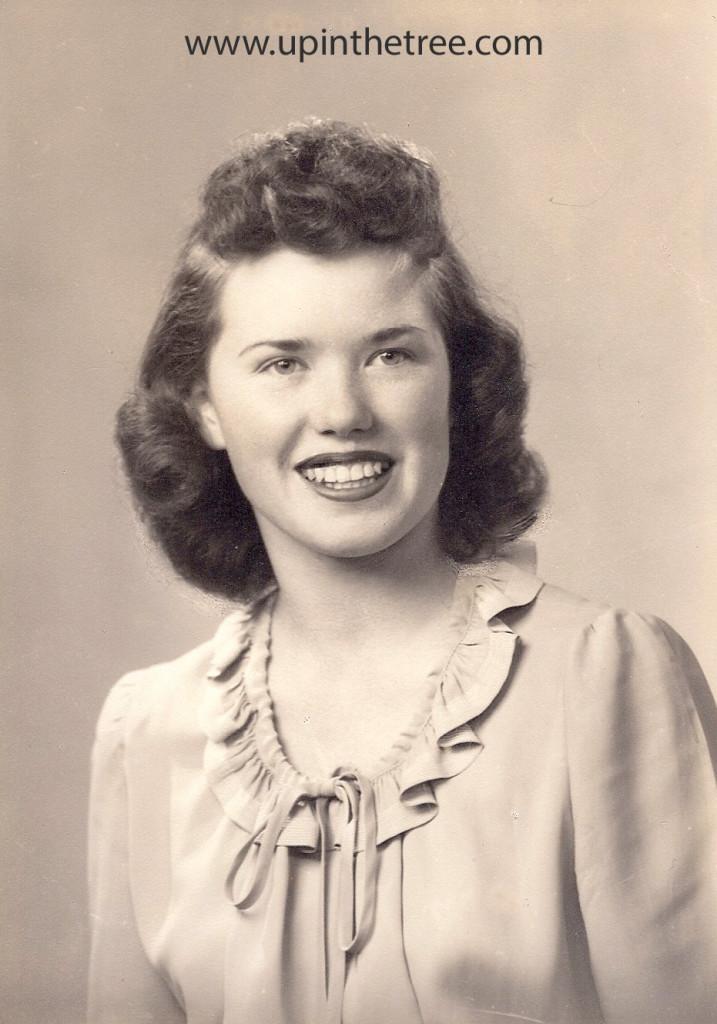 Shirley Gingg 1945